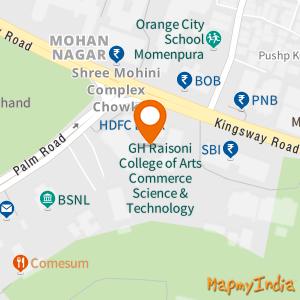 Meva Hospital Sitabuldi Fort Army Area, Sitabuldi, Nagpur
