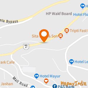 Shere Punjab Dhaba, Lakkar Bazar, Shimla, Himachal Pradesh
